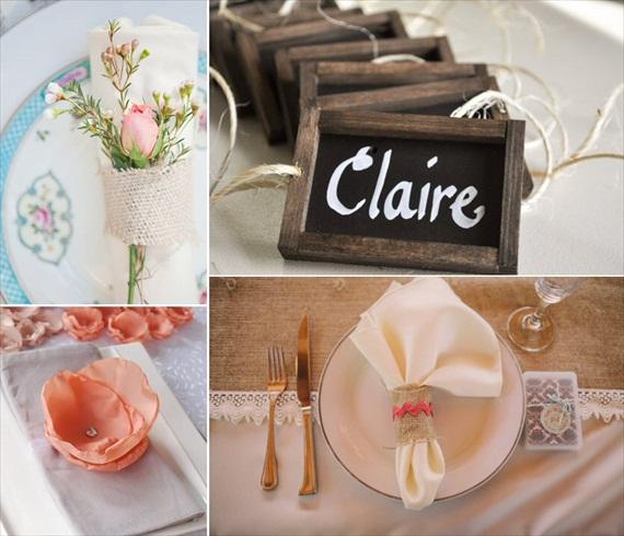 Napkin Rings for Weddings