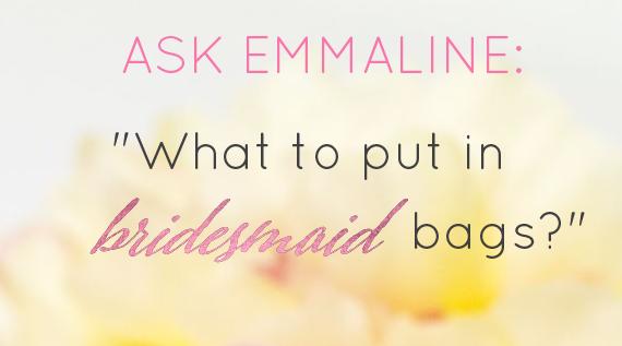 Ask Emmaline: