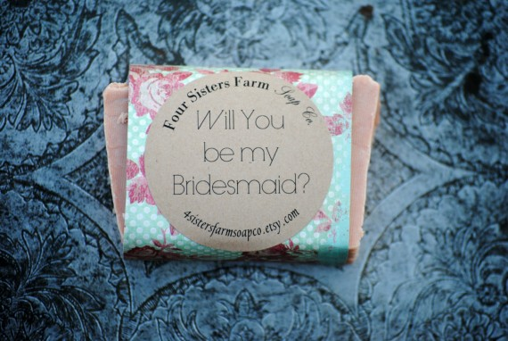 Why Soap Favors Work | https://emmalinebride.com/favors/soap-favors/