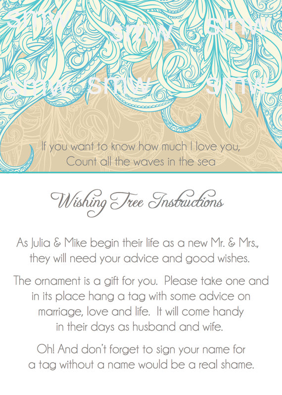 wishing tree instructions | Wedding Wishing Trees | https://emmalinebride.com/decor/wedding-wishing-tree/
