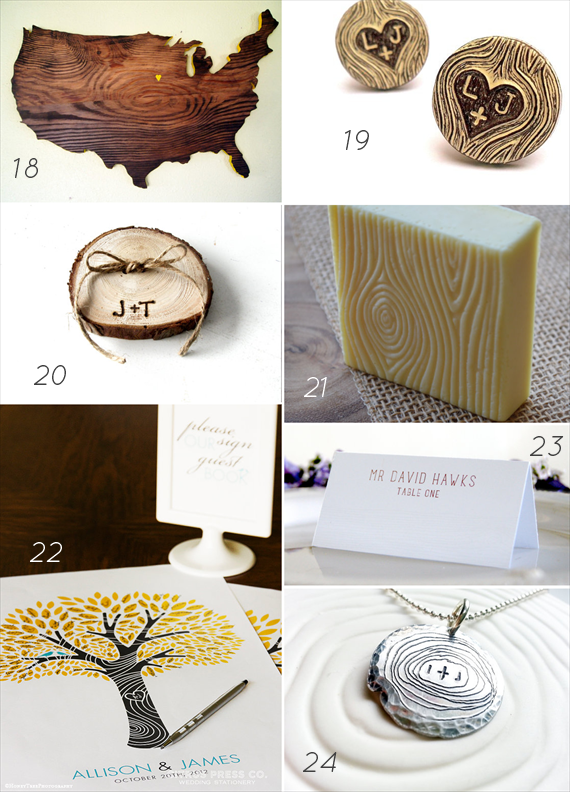wood-grain-wedding-theme